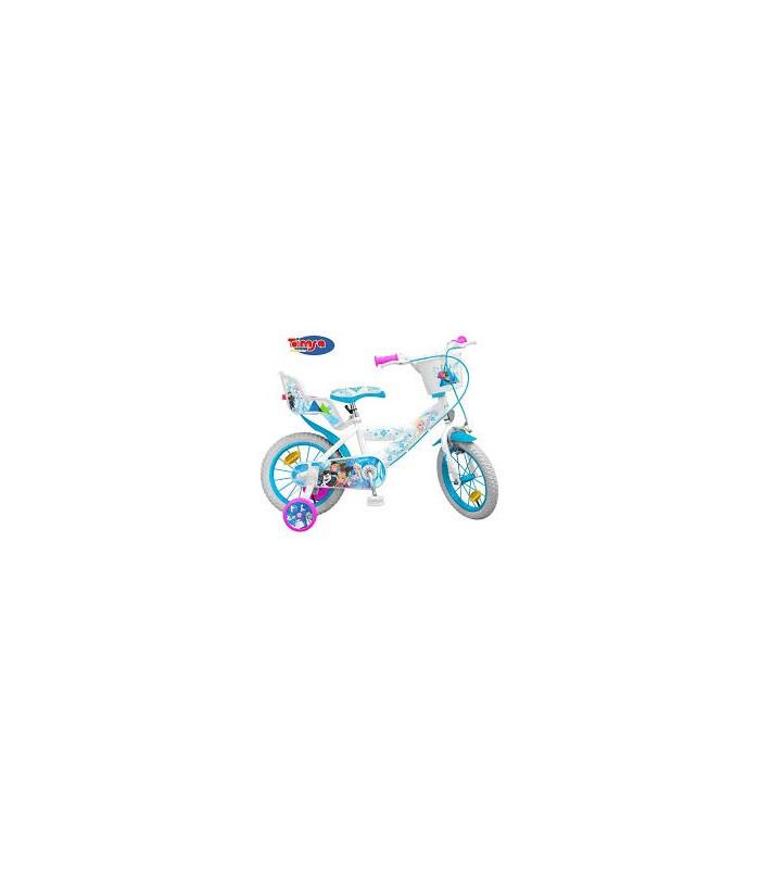Bicicletta Disney Frozen