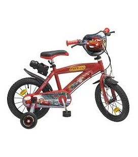 BICICLETTA DISNEY CARS