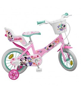BICICLETTA DISNEY MINNIE
