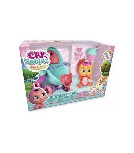 CRY BABIES MAGIC TEARS PLAYSET FNCY VEHICLE