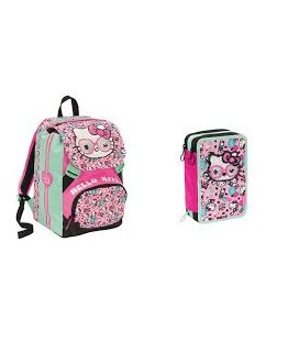 SCHOOLPACK SEVEN HELLO KITTY FABULOUS