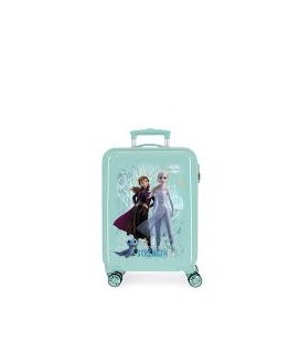 TROLLEY ABS 55 CM FROZEN FIND YOUR STRENG