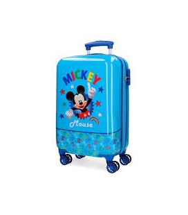 TROLLEY DISNEY ABS MICKEY TOPOLINO 55 CM 32 L