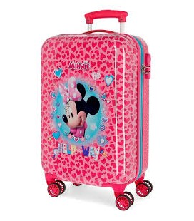 TROLLEY ABS DISNEY MINNIE 55 CM 32 L