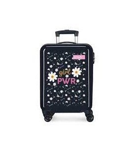 TROLLEY ABS 55 CM GIRL POWER 44 L