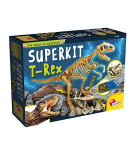 I'M A GENIUS SUPER KIT T-REX