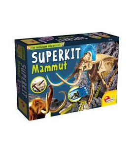 I'M A GENIUS SUPER KIT MAMMUT
