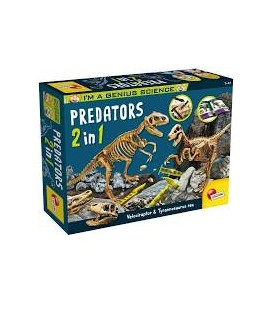 I'MA GENIUS PREDATORS 2IN1