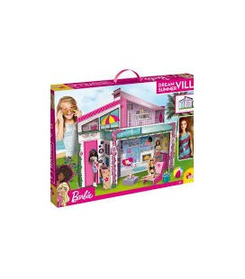 BARBIE CASA DI MALIBU' CON DOLL