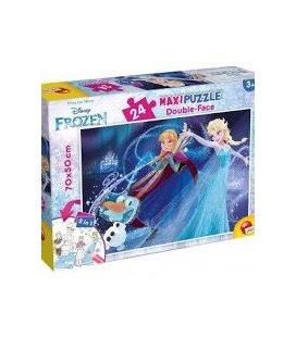 PUZZLE DF SUPERMAXI 24 FROZEN