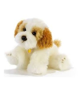 PELUCHE KING CHARLY CAVACHON CANE 30 CM