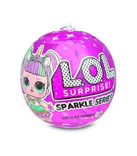 LOL SURPRISE SPARKLE SERIES SCENTILLANTE
