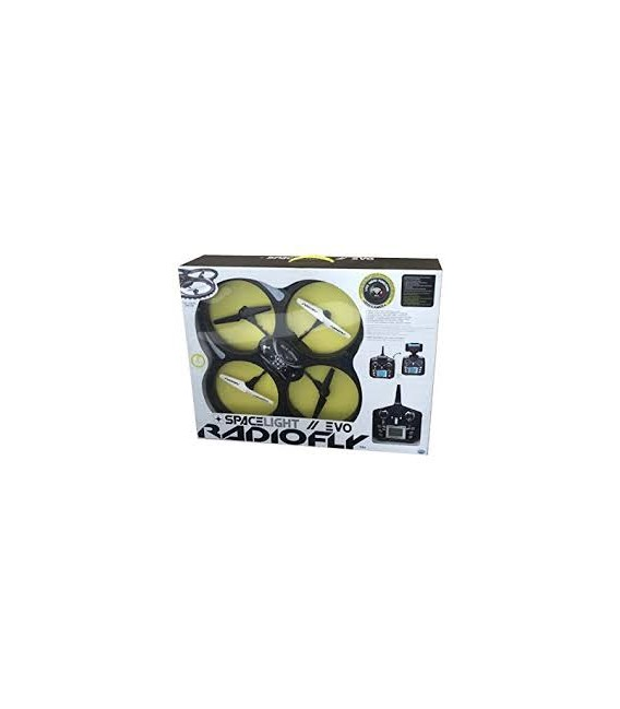 DRONE RADIOFLY SPACELIGHT //EVO